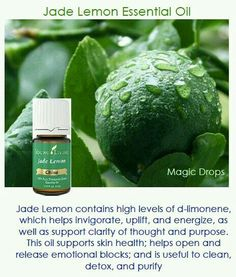Jade Lemon Young Living