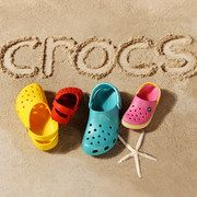 Crocs ... perfect for the beach #crocs