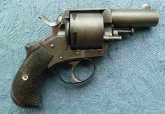 Webley P and Son Bulldog in .500 (more commonly .442 or .450).