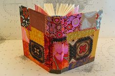 patchwork journal (by Smallest Forest)