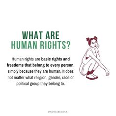 Definition of Human Rights   Human rights are basic rights and freedoms that belong to every person, simply because they are human. It does not matter what religion, gender, race or political group they belong to. In South Africa, the list of human rights can be found in the Bill of Rights, which is Chapter 2 of the Constitution. Businesses must have systems in place that support these rights · Grade 12 Business Studies with Nonjabulo Tshabalala, Qualified South African Business Studies… Human Rights Definition, Human Rights List, What Are Human Rights, What Is Human, Exam Revision, Right To Privacy, Right To Choose, Exam Papers, Business Studies
