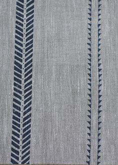 Slade Stripe colour: Inky Sky