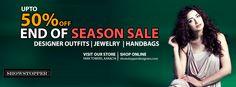 Sale is on! #sale #designer #wear #trendy #dress #shop #women #classy #pretcollection #visit