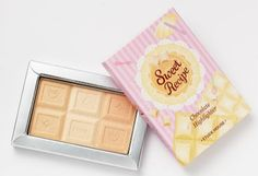 Etude House Sweet Recipe Chocolate Highlighter Beauty Nails, Beauty Makeup, Hair Makeup, Hair Beauty, Asian Makeup, Korean Makeup, Makeup Brands, Makeup Tips, Japanese Hairstyle