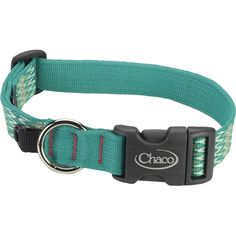 Chaco Sandals Dog Collar - Pet Gear - Rock/Creek