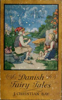J Christian Bay, Danish Fairy Tales