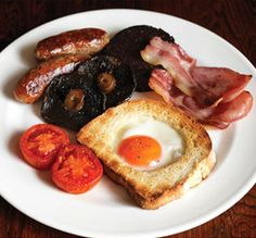 Try something different on your AGA heat-storage cooker with our recipe ideas - The Full English. View our AGA recipes & cook with your AGA cooker today. Aga Recipes, Cooker Recipes, Cheap Rice Cooker, New Zealand Food And Drink, Aga Cooker, Middle East Food, Australian Food, English Food, Breakfast Recipes