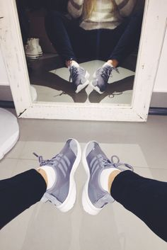 Adidas Zx Flux Verve Grey