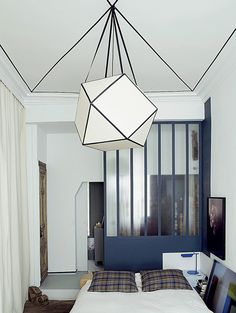 Jean Christophe Aumas' Paris Apartment  |  Yellowtrace