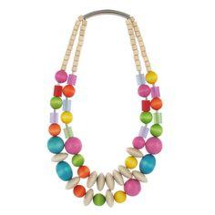 Delicious Karkki necklace by #Aarikka