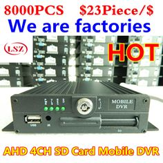 NTSC car SD card recorder, Taiwan dedicated high-definition driving video, on-board monitoring host factory