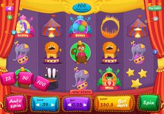 Slot Game on Behance