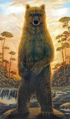 Imaginary Realist Robert Bissell creates a completely different atmosphere from our daily experience, inviting us to learn more about ourselves.