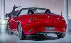 Mazda MX-5 2015: nuova nel segno della tradizione