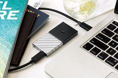 Western Digital unveils its first portable SSD - http://www.sogotechnews.com/2017/04/06/western-digital-unveils-its-first-portable-ssd/?utm_source=Pinterest&utm_medium=autoshare&utm_campaign=SOGO+Tech+News