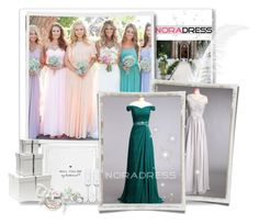 """""""NORADRESS"""" by b-mila ❤ liked on Polyvore featuring Huddleson, Bungalow 5 and Dartington Crystal"""