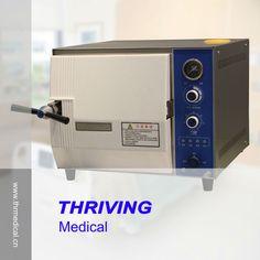 Desktop Steam Pressure Sterilizer  *4-6 minutes rapidly sterilizing   *Full SUS 304 stainless steel chamber  *CE certificate