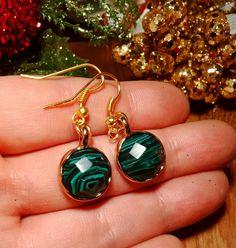 New in our shop! Green real malachite gold bohemian statement earrings, malachite earrings, boho earrings, gold earrings, bohemian earrings, gift for her https://www.etsy.com/listing/555199990/green-real-malachite-gold-bohemian?utm_campaign=crowdfire&utm_content=crowdfire&utm_medium=social&utm_source=pinterest