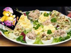 3 SPOSOBY NA JAJKA FASZEROWANE ! NADZIEWANE / Oddaszfartucha - YouTube Potato Salad, Make It Yourself, Cooking, Ethnic Recipes, Youtube, Amazing, Food, Cook, Haha