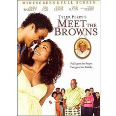 meet the browns 2008 cast tyler perry angela bassett lance gross rick . Movies Showing, Movies And Tv Shows, Tyler Perry Movies, Meagan Good, Plus Tv, Angela Bassett, Stage Play, Down South, Streaming Movies