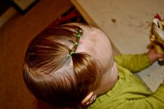 15 hairstyles for a busy toddler