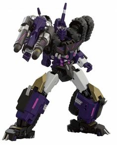 New Transformers Mastermind Creations MMC R-11D Scourge Trailer Set In Stock