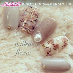 Cute Nail Art Ideas to Try - Nailschick Funky Nails, Love Nails, Korea Nail Art, Short Square Nails, Plaid Nails, Japanese Nails, Winter Nail Art, Pastel Nails, Cute Nail Art