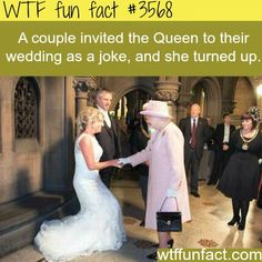 Wish I'd known this when I got married! #QueenAtMyWedding