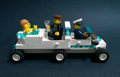 Seventies Bad Taste Meets Lego See More Of My Customised Cars In The