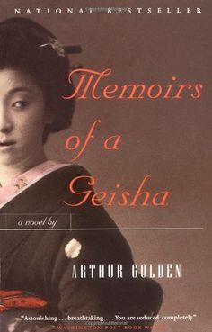Memoirs of a Geisha: A Novel by Arthur Golden, http://www.amazon.com/dp/0679781587/ref=cm_sw_r_pi_dp_qCUcrb17H6Q5V
