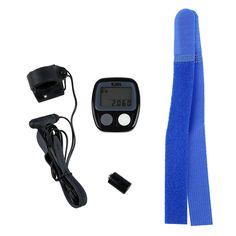 FAAJ Good Deal Multifunction Digital LCD Bicycle Bike Hour Meter Computer Odometer Speedometer