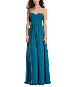 DescriptionAlfred Angelo Style 7361LFull length bridesmaid dressGathered, sweetheart necklineDraped natural waistShirred, a-line skirtChiffonLongThis beautiful floor length bridesmaid dress features a sweetheart neckline, draped waist bodice, ruched waistband, and a gathered skirt. The chiffon dress is also available in cocktail length.