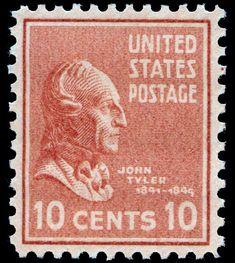 US Stamps 1938 Prexies. Scott # 815