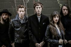 Shaun White and his band Bad Things. I cannot WAIT for their next tour.