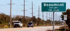 I adore Beaumont Texas because my mother is from here and my sweet grand parents live here and we visit often, It is about a 5 hour drive from Dallas Texas which is where I live.
