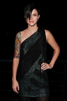 Ruby Rose Photos - 30 Days Of Fashion VIP Dinner At Quay - Zimbio
