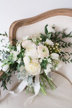Bridal Bouquet Florals by: STUDIO IMBUE