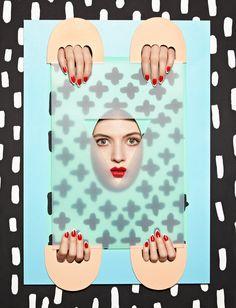 Anna Lomax for Wonderland