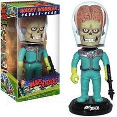MARS ATTACKS BOBBLE-HEAD