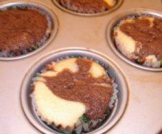 Marble Chiffon Cupcakes