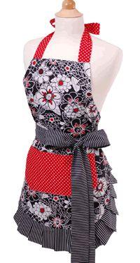 Sewing project idea - cute apron -