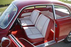 1957 Alfa Romeo Giulietta Sprint 1300