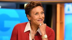 New story on InStyle: GMAs Robin Roberts Reacts to Omarosas White House Exit Bye Felicia #fashion #fashionnews #instyle