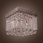 Flush Mount Crystal Modern/Contemporary Livin... – USD $ 161.61