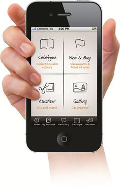 There are some great iphone apps for renovators