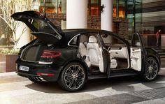 2015 Porsche Macan Turbo Price