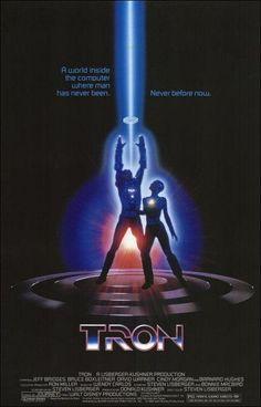 TRON // usa // Steven Lisberger 1982