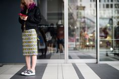 With the Fall '15 fashion shows happening in the Japanese capital this week…