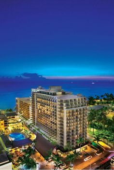 Outrigger Reef Waikiki Beach Resort in Hawaii. http://www.travelonline.com/hawaii/honolulu/accommodation/outrigger-reef-waikiki-beach-resort