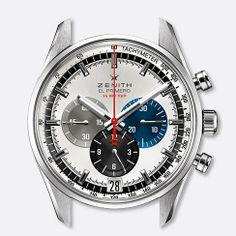 Zenith  El Primero 36'000 VpH, automatic watch